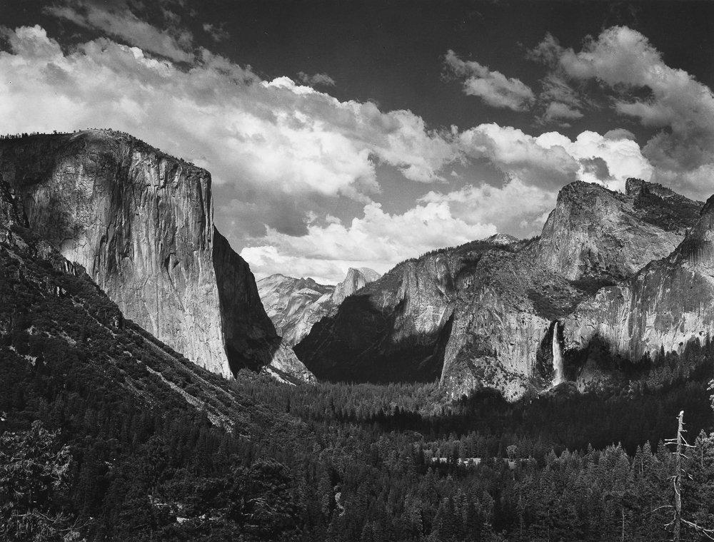 Photographie de paysage - Ansel Adams