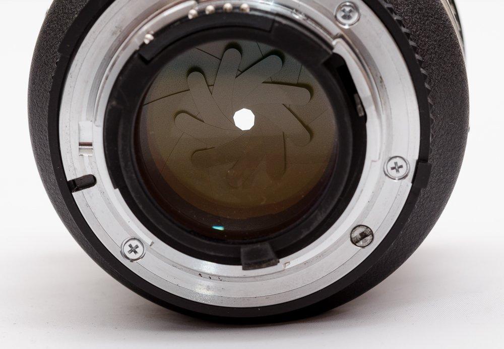 Cours de photographie - Ouverture d'un objectif